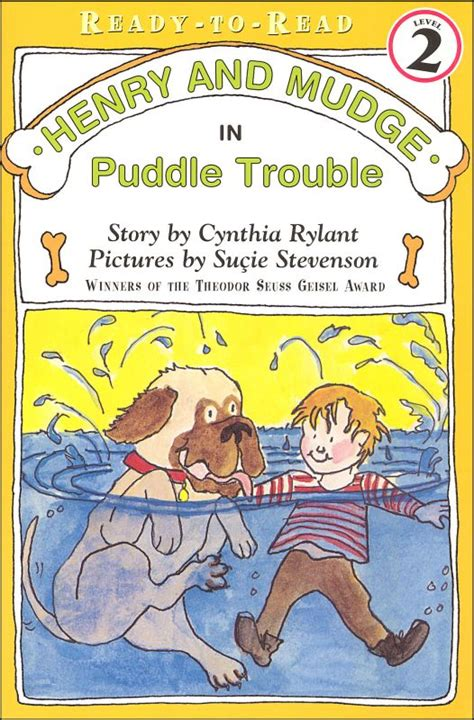 Henry And Mudge In Puddle Trouble (001000) Details