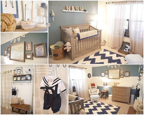 chambre bébé vintage baby nash 39 s vintage nautical nursery project nursery