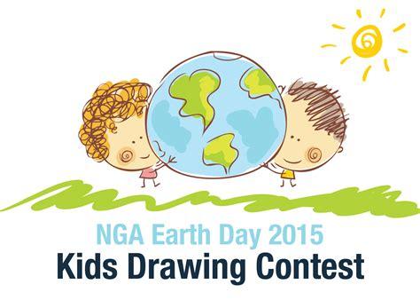 nga earth day  kids drawing contest