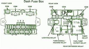 1987 Honda Accord Lx Dash Fuse Box Diagram  U2013 Circuit