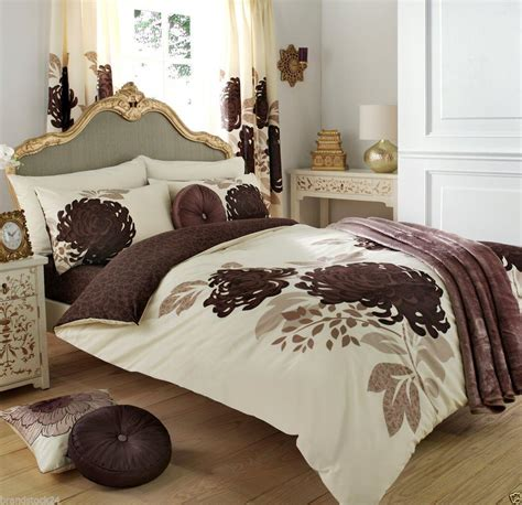 kew duvet cover set with matching curtains and fitted