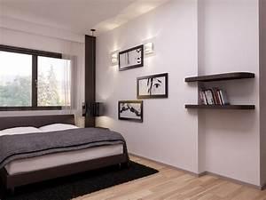 Schlafzimmer Weiß Grau : schlafzimmer schwarz wei grau ~ Frokenaadalensverden.com Haus und Dekorationen