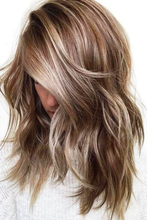 Color Tips For Brown Hair by Ash Brown Hair Colors For 2018 Ash Brown Hair Dye