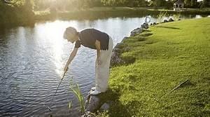 Balles De Golf Occasion : quand des plongeurs proposent des balles de golf recycl es ~ Carolinahurricanesstore.com Idées de Décoration