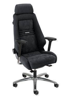 fauteuil de bureau recaro ergonomische bürostühle recaro bas sitze