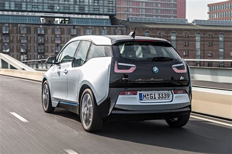 Electric Car Reviews by Bmw I3 Electric Car Review Road Tests