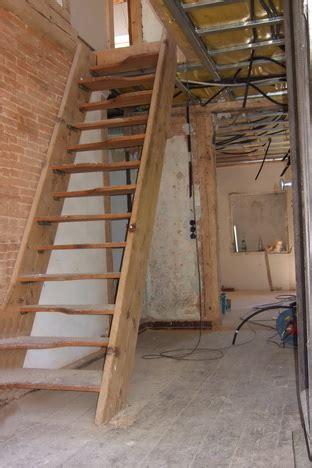 Treppen Für Dachgeschoss by Treppe F 252 R Ein Leibgeding Die Bisherige Viel Zu Steile