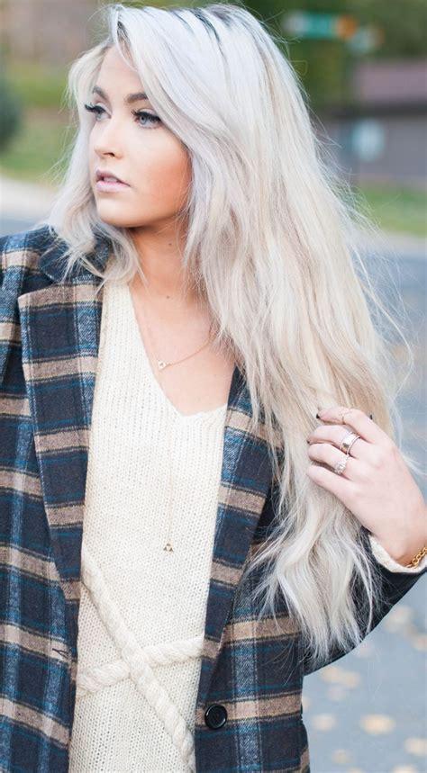 platinum blonde hair color dye   seductive