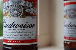 Filebudweiser bottle close upjpg for Budweiser bottle size