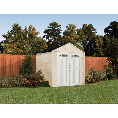 rubbermaid 7x7 shed rubbermaid 7x7 x large 325 cubic outdoor storage