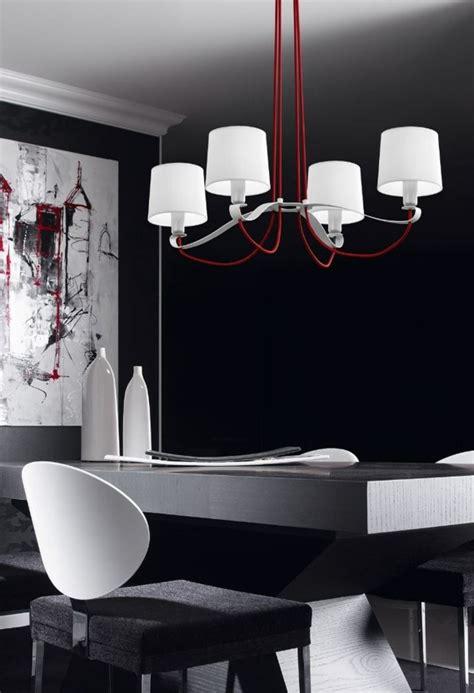 lustre contemporain salle manger embellir la salle 224 manger avec lustre design