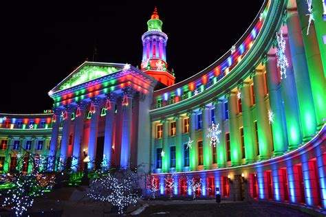 christmas light displays colorado colorado is better than your state the denver city page