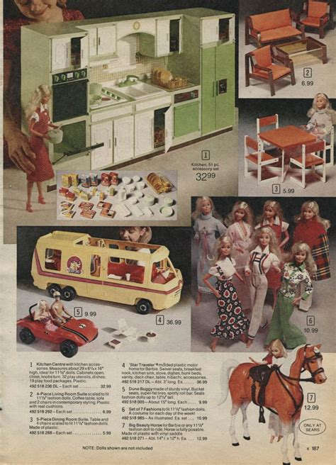 wolverine doll kitchen barbie star traveler motorhome