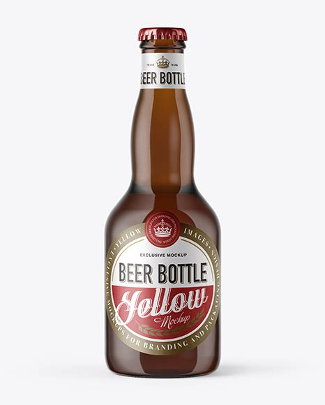 Malt, hops, purified water dear valued customers and business partners, we are a. 330ml Amber Glass Bottle with Light Beer Mockup - 330ml ...