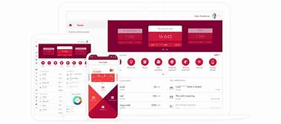 Ui Banking Interface Services App Mobile Loesung