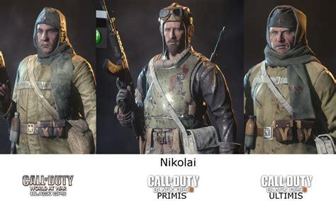 nikolai belinski primis zombies ultimis crew bo3 waifu comparisons eva comparison deviantart waw redd