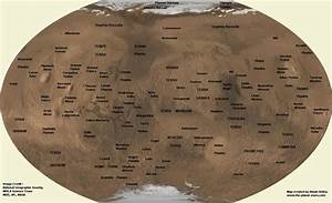 Maps of Other Planets (page 4) - Pics about space