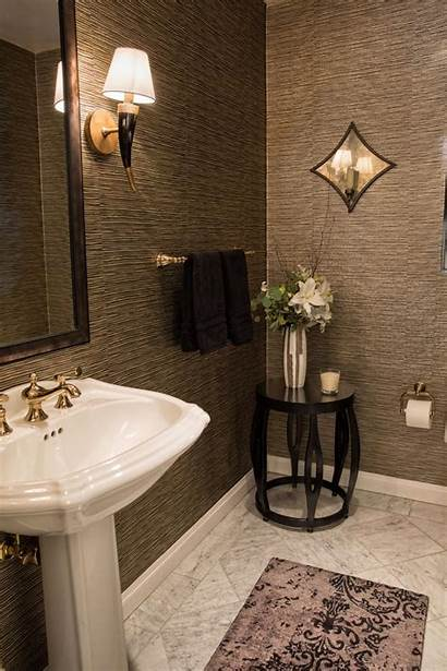 Contemporary Bathroom Classic Youngblood Amy Hgtv Interiors