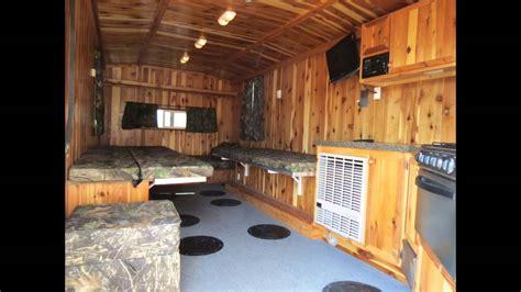 roof ac   custom cottage ice house youtube
