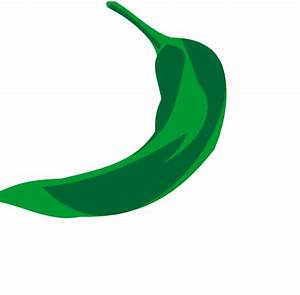 Green Chile Clipart