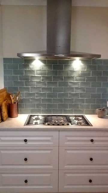 Cream Kitchen Tile Ideas - stunning subway tile splashback and more kitchen renovations brisbane