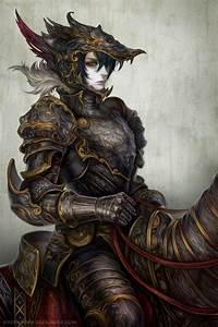 Dragoon by Vusc on DeviantArt