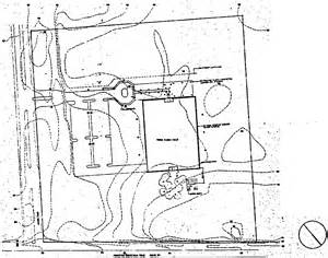 construction site plan site plan drawing a10