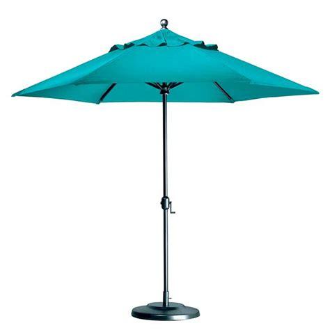 portofino octagon 9 5 crank lift umbrella tropitone