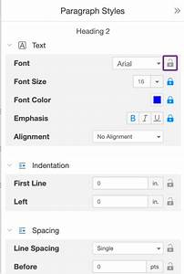 Use Style Guides  U2013 Workiva Support Center