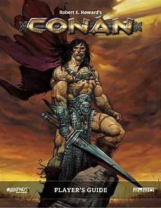Conan: Player's Guide - Modiphius Entertainment  Conan