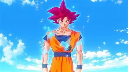Goku Saiyan Super God Forms Wallpapers Wallpapersafari