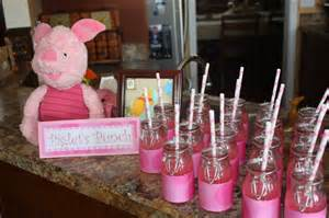 Winnie the Pooh Baby Shower Ideas for Party