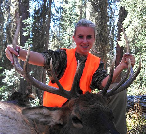 A Pagosa Hunting Story; Bralee's Excellent Hunt  Pagosa