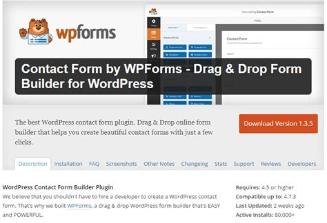 How To Add A Contact Form To Wordpress Sidebar Widget
