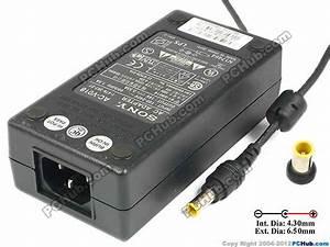 Sony Vaio Parts Ac Adapter