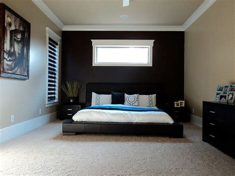 Black Accent Wall Bedroom - Business-expert
