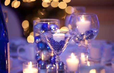 Blue And Silver Winter Wonderland Centerpieces Tradesy