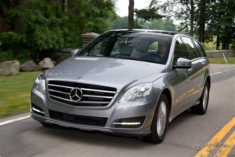 Mercedes R klase reviews