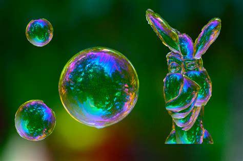 Bubble Technique Photoshopderakhshani