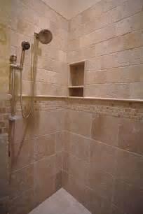 Travertine Tile Shower Designs