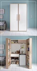 Kitchenette Pour Bureau : les 25 meilleures id es de la cat gorie id es d co chambre ~ Premium-room.com Idées de Décoration