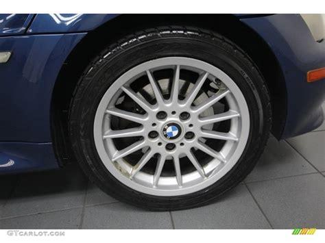 2001 Bmw Z3 3.0i Roadster Wheel Photo #83585082