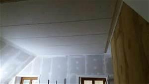 Abgehängte Decke Mit Led : decke alleine mit gipskarton verkleiden eine arbeitshilfe ~ Indierocktalk.com Haus und Dekorationen