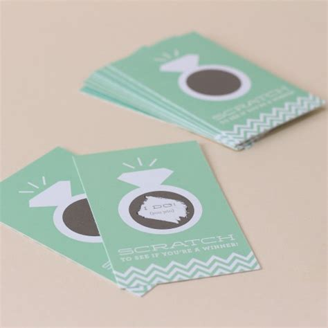 wedding ring scratch cards game wedding ring scratch cards game