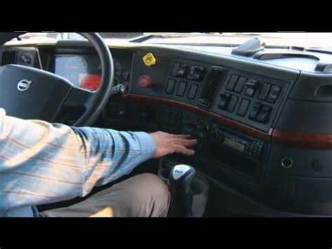 volvo vnl  cab interior features    youtube