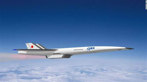 The Next Generation Of Supersonic Flight