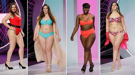 kandidatinnen von curvy supermodel  die neuen