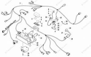 Arctic Cat Atv 2011 Oem Parts Diagram For Wiring Harness