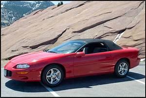 Manual De Usuario Chevrolet Camaro 2001
