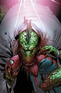 WonderCon 2012: The Lizard Returns to THE AMAZING SPIDER ...